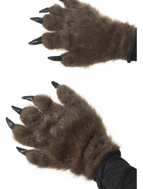Hairy Hands, halloween costume (Hairy Hands)