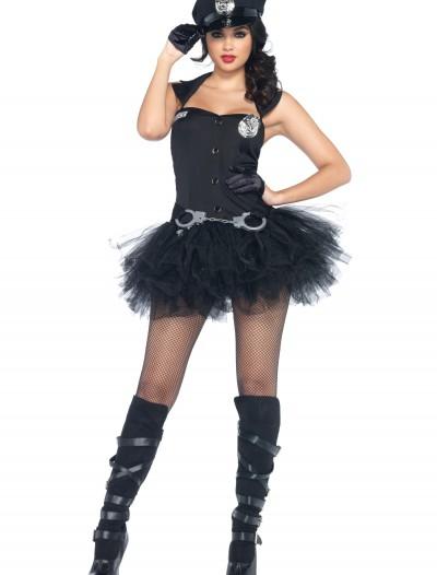 Handcuff Honey Cop Costume, halloween costume (Handcuff Honey Cop Costume)