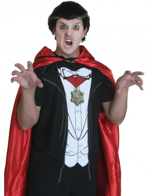 Handsome Vlad T-Shirt, halloween costume (Handsome Vlad T-Shirt)
