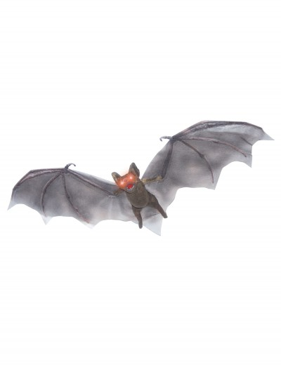 Hanging Brown Bat-Eyes Light Up, halloween costume (Hanging Brown Bat-Eyes Light Up)