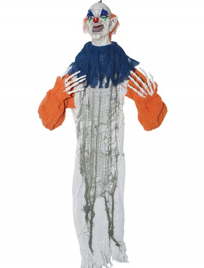 Hanging Creepy Clown, halloween costume (Hanging Creepy Clown)