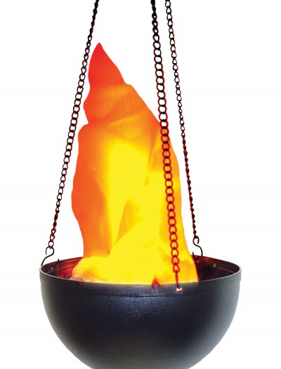 Hanging Flame Light, halloween costume (Hanging Flame Light)