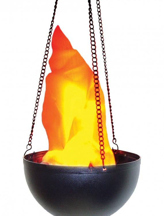 Hanging Flame Light, halloween costume (Hanging Flame Light)