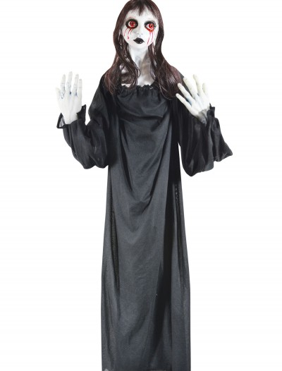 Hanging Lady Ghost, halloween costume (Hanging Lady Ghost)
