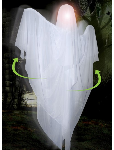 Hanging Rotating Ghost, halloween costume (Hanging Rotating Ghost)