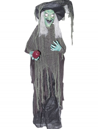 Hanging Witch w/Apple, halloween costume (Hanging Witch w/Apple)
