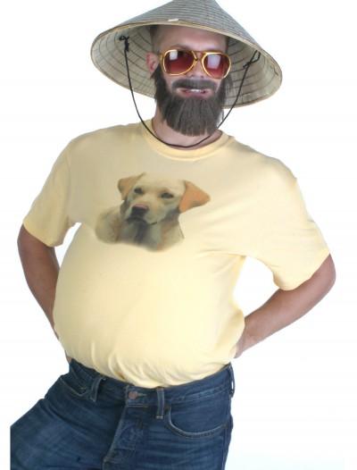 Hangover 2 Yellow Lab T-Shirt, halloween costume (Hangover 2 Yellow Lab T-Shirt)