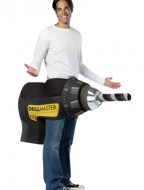 Hard Wear Drill Costume, halloween costume (Hard Wear Drill Costume)
