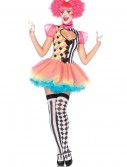 Harlequin Sweetheart Costume, halloween costume (Harlequin Sweetheart Costume)
