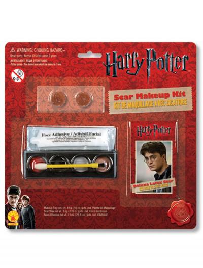Harry Potter Makeup Set, halloween costume (Harry Potter Makeup Set)