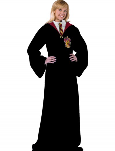 Harry Potter Robe Adult Comfy Throw, halloween costume (Harry Potter Robe Adult Comfy Throw)