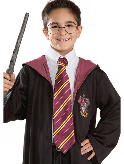 Harry Potter Tie, halloween costume (Harry Potter Tie)