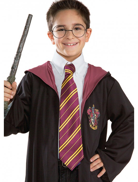 Harry Potter Tie, halloween costume (Harry Potter Tie)