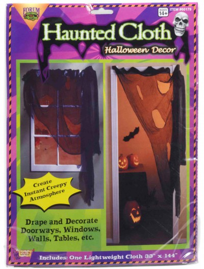 Haunted Cloth, halloween costume (Haunted Cloth)