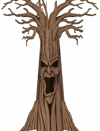 Haunted Tree Decoration, halloween costume (Haunted Tree Decoration)