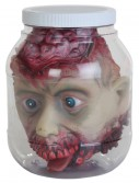 Head in a Jar, halloween costume (Head in a Jar)