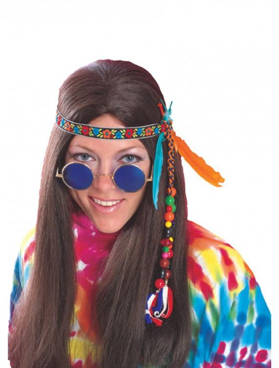 Headband with Feathers, halloween costume (Headband with Feathers)