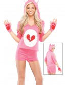 Heartbreaker Teddy Costume, halloween costume (Heartbreaker Teddy Costume)