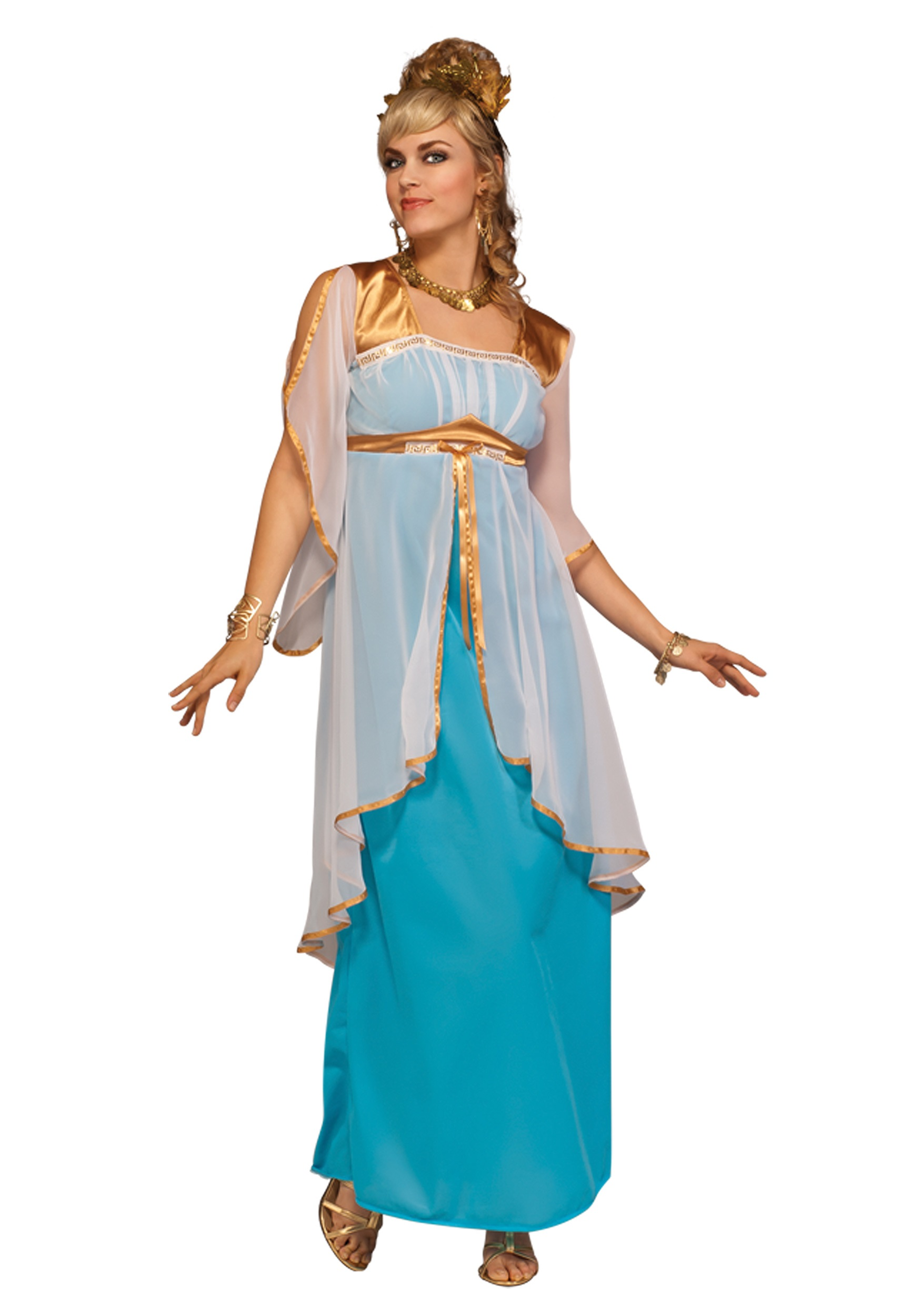 helen of troy goddess costume - halloween costumes