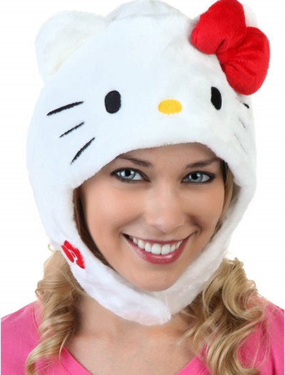 Hello Kitty Hat, halloween costume (Hello Kitty Hat)
