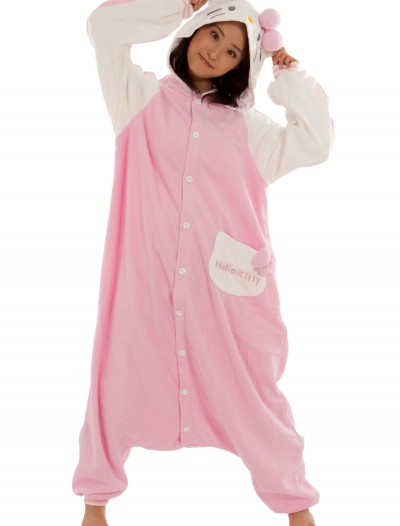 Hello Kitty Pajama Costume, halloween costume (Hello Kitty Pajama Costume)