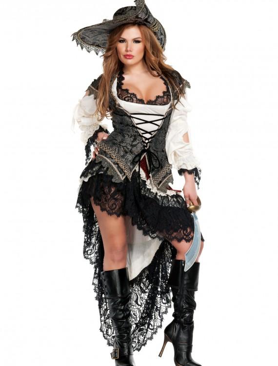 Hidden Treasure Pirate Costume, halloween costume (Hidden Treasure Pirate Costume)