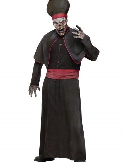 High Priest Zombie Costume, halloween costume (High Priest Zombie Costume)