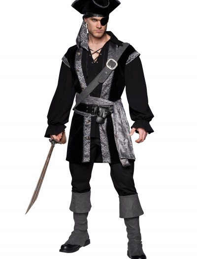 High Seas Rogue Pirate Costume, halloween costume (High Seas Rogue Pirate Costume)