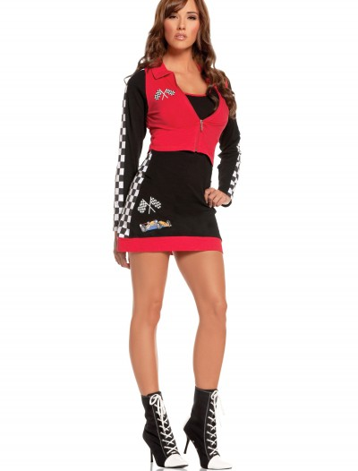 High Speed Hottie Costume, halloween costume (High Speed Hottie Costume)