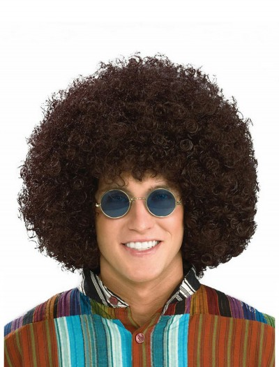 Hippie Afro Wig, halloween costume (Hippie Afro Wig)