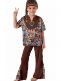 Hippie Boy Costume, halloween costume (Hippie Boy Costume)