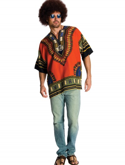 Hippie Dude Costume, halloween costume (Hippie Dude Costume)