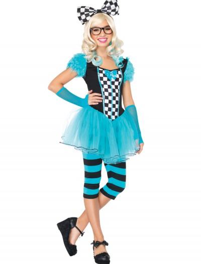 Hipster Alice Tween Costume, halloween costume (Hipster Alice Tween Costume)