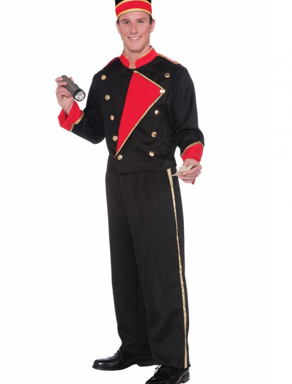 Hollywood Movie Usher, halloween costume (Hollywood Movie Usher)