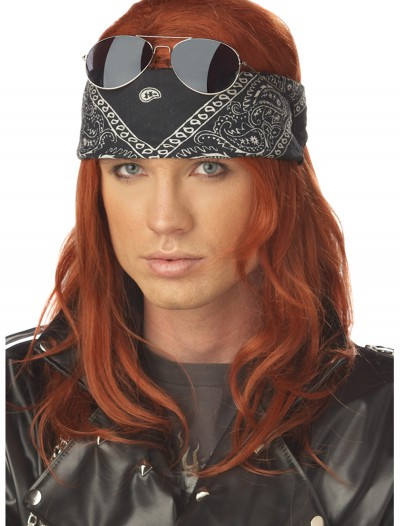 Hollywood Rocker Wig, halloween costume (Hollywood Rocker Wig)