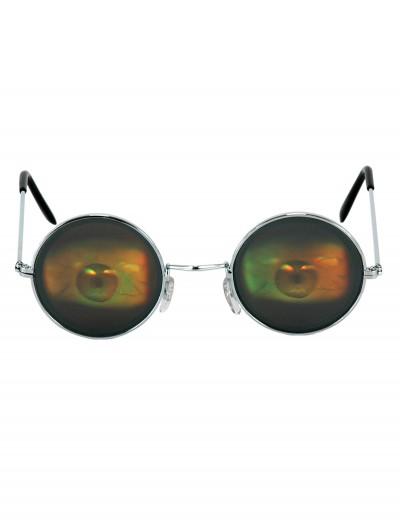 Holografix Eyeball Glasses, halloween costume (Holografix Eyeball Glasses)
