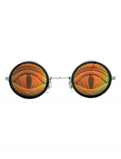Holografix Lizard Eyes Glasses, halloween costume (Holografix Lizard Eyes Glasses)