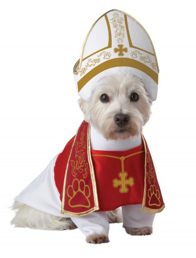 Holy Hound Pet Costume, halloween costume (Holy Hound Pet Costume)