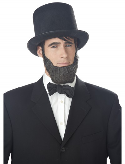 Honest Abe Beard, halloween costume (Honest Abe Beard)
