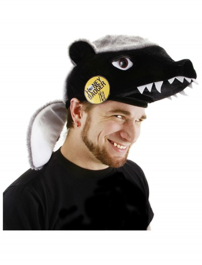 Honey Badger Hat, halloween costume (Honey Badger Hat)