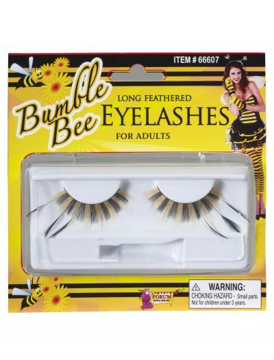 Honey Bee Eyelashes, halloween costume (Honey Bee Eyelashes)