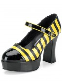 Honey Bee High Heels, halloween costume (Honey Bee High Heels)