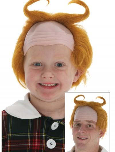 Horned Munchkin Wig, halloween costume (Horned Munchkin Wig)