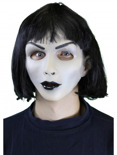 Hot Goth Mask, halloween costume (Hot Goth Mask)