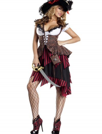 Hot Hooligan Pirate Costume, halloween costume (Hot Hooligan Pirate Costume)