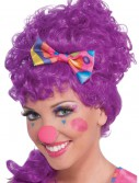 Hot Pink Clown Nose, halloween costume (Hot Pink Clown Nose)