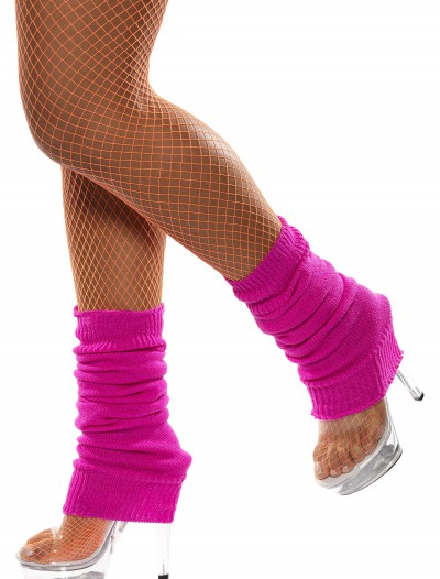 Hot Pink Leg Warmers, halloween costume (Hot Pink Leg Warmers)