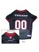 Houston Texans Dog Mesh Jersey, halloween costume (Houston Texans Dog Mesh Jersey)