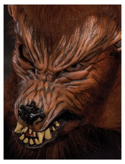 Howl O Ween Werewolf Mask, halloween costume (Howl O Ween Werewolf Mask)