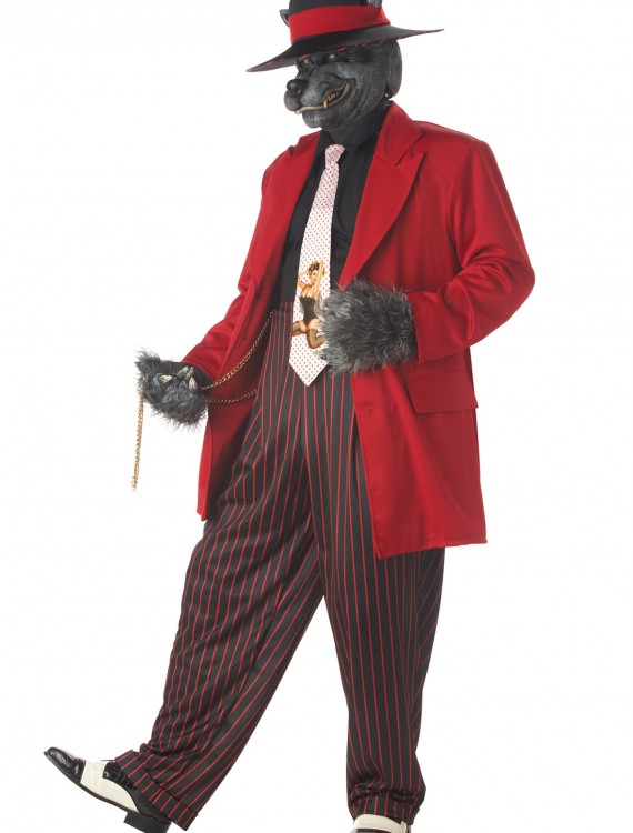 Howlin' Good Time Costume, halloween costume (Howlin' Good Time Costume)